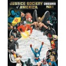 Crossover Pack 1 - Justice Society of America: DC Comics Deckbuilding Game