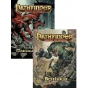 BUNDLE Pathfinder: Manuale base + Bestiario - GdR