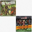 BUNDLE Zombicide Season Two: Prison Outbreak + Tiles set