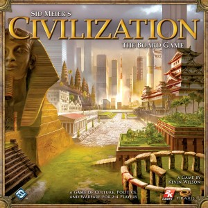Civilization: the boardgame ENG