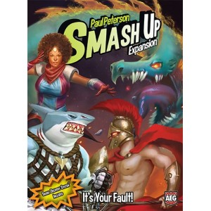It's Your Fault: Smash Up!