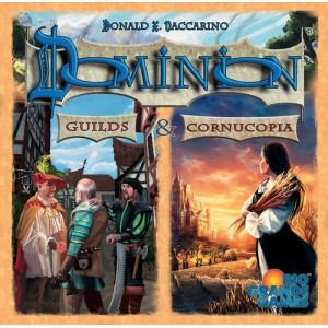 Cornucopia & Guilds: Dominion ENG