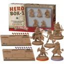 Hero Box 1 - Black Plague: Zombicide ITA