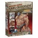 Special Guest Carl Critchlow: Zombicide