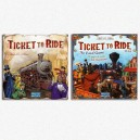 BUNDLE Ticket to Ride ITA + Ticket to Ride - The Card Game ITA