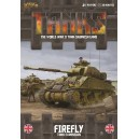 British Sherman V and Firefly Tank Expansion: Tanks