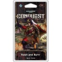 Slash and Burn - Warhammer 40000: Conquest LCG