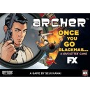 Archer: Once You Go Blackmail... (Love Letter Game - Boxed)