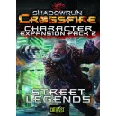 Street Legends - Character Expansion Pack 2 - Shadowrun: Crossfire