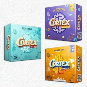 BUNDLE Cortex: Challenge + Kids + Geo