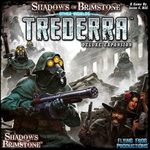 Trederra Otherworld Deluxe Expansion: Shadows of Brimstone