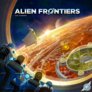 Alien Frontiers 5th edition /.
