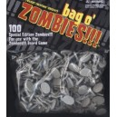 Bag of Zombies (plastic) - busta di zombi (plastica)