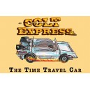 The Time Travel Car: Colt Express