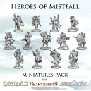 Heroes of Mistfall Miniatures Pack