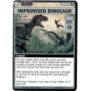 Improvised Dinosaur - Pathfinder Adventure Card Game: Wrath of the Righteous