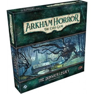The Dunwich Legacy - Arkham Horror: The Card Game LCG