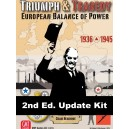 Update Kit: Triumph and Tragedy 2nd Ed.