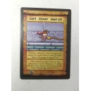 Get Over Here! Promo Card: Boss Monster ENG
