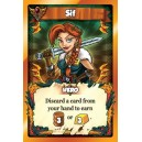 Sif Promo Card: Vikings Gone Wild