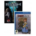 BUNDLE Death Note ITA + Lupusburg ITA