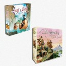 BUNDLE Lewis & Clark ENG + Discoveries
