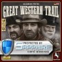 SAFEGAME Great Western Trail 2nd Print + bustine protettive