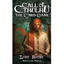 Lost Rites Asylum Pack: The Call of Cthulhu LCG