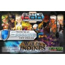 SAFEGAME BattleCON: War of Indines - Remastered + bustine protettive
