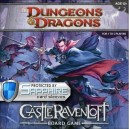 SAFEGAME Castle Ravenloft - D&D Boardgame + bustine protettive