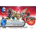 SAFEGAME Heroes Unite DC Comics Deck-Building Game + bustine protettive
