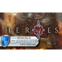 SAFEGAME Heroes + bustine protettive