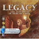 SAFEGAME Legacy: The Testament of Duke de Crecy + bustine protettive