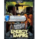 SAFEGAME The Manhattan Project: Energy Empire + bustine protettive