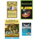 BUNDLE: mazzi extra per Agricola (Z, O, X e gamers') + 200 bustine