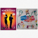 BUNDLE BEST PARTY GAME Nome in Codice + Imagine