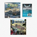 SAFEBUNDLE Dominion ITA: gioco base + Intrigo + Seaside + 1300 bustine