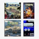 SAFEBUNDLE Dominion ITA: gioco base + Seaside + Alchimia + 1000 bustine