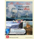 SAFEGAME Mr Madison's War - The Incredible War of 1812 + bustine protettive
