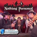 SAFEGAME Nothing Personal 2nd Ed. + bustine protettive