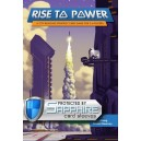 SAFEGAME Rise to Power + bustine protettive