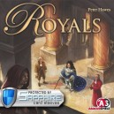 SAFEGAME Royals ENG + bustine protettive