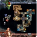 Skirmish Map - Anchorhead Cantina: Imperial Assault (tappetino)
