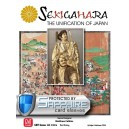 SAFEGAME Sekigahara: Unification of Japan 3rd Ed. GMT + bustine protettive