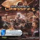SAFEGAME Shadowrun: Crossfire + bustine protettive