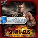 SAFEGAME Spartacus: A Game of Blood & Treachery + bustine protettive
