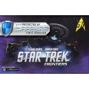 SAFEGAME Star Trek Frontiers + bustine protettive