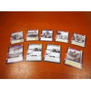 Set 5 carte promo: El Alamein Hystorical Photograph Edition