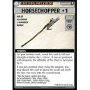 Horsechopper +1 (Promo Card) - Pathfinder Adventure Card Game