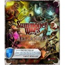 SAFEGAME Alliances Master Set: Summoner Wars + bustine protettive
